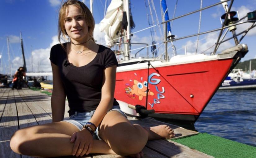 Portrait 6 – Laura DEKKER, une ado qui n'a pas froid auxyeux